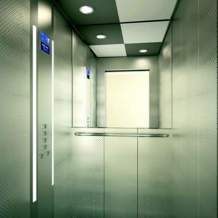 Пассажирские лифты OTIS