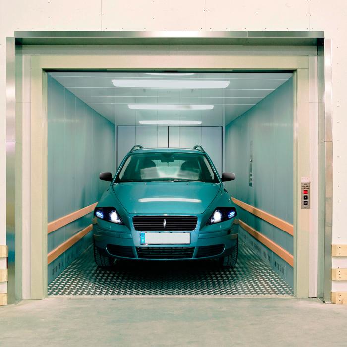 Автомобильные лифты Sigma