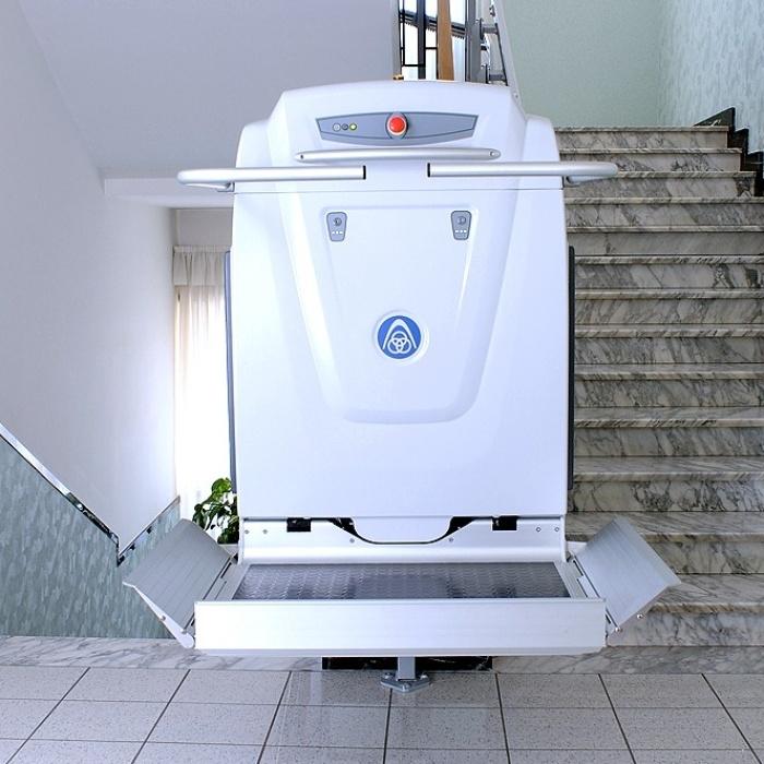 Подъёмники и лифты для ММГН Thyssenkrupp Elevator