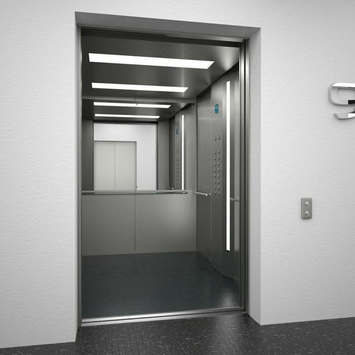 Лифты для лечебно-профилактических учреждений Thyssenkrupp