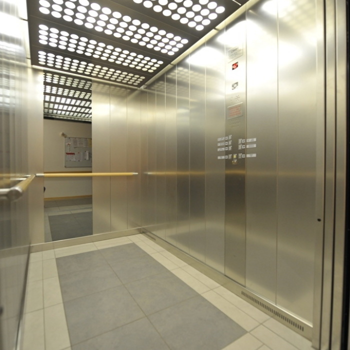Лифты для лечебно-профилактических учреждений КМЗ