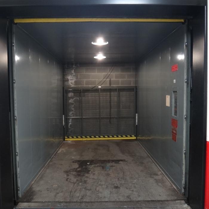 Грузовые и малые грузовые лифты Могилев Лифтмаш