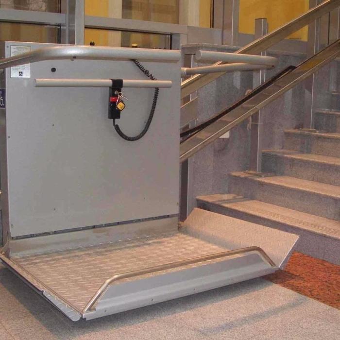 Подъёмники и лифты для ММГН ИНВАПРОМ