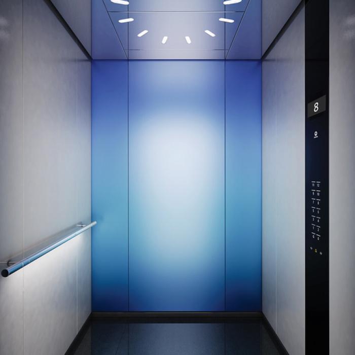 Пассажирские лифты Schindler