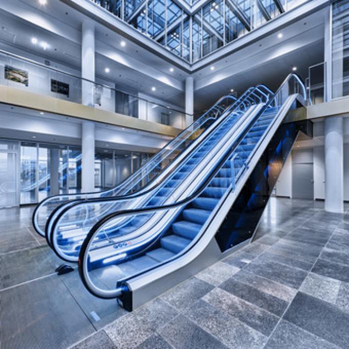 Эскалаторы Thyssenkrupp