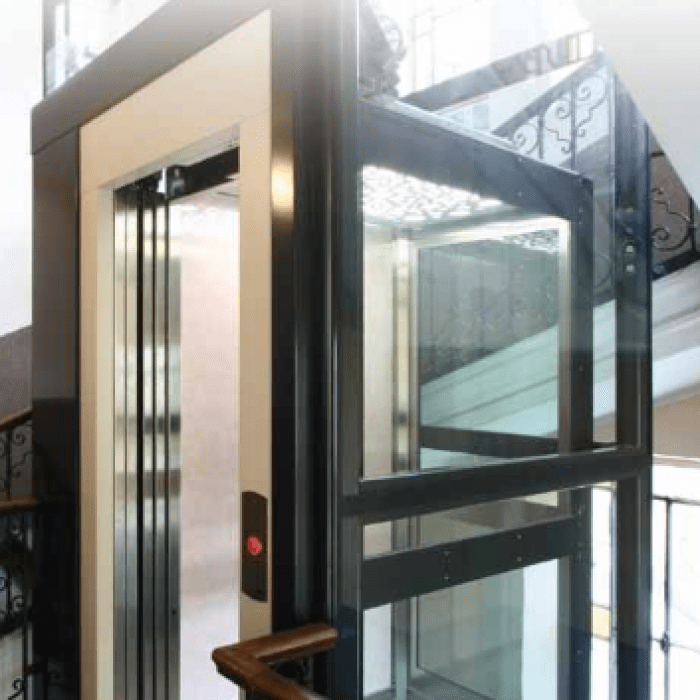Пассажирские лифты SODIMAS