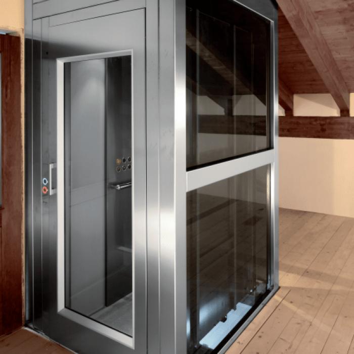 Пассажирские лифты Moris