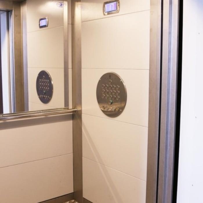 Пассажирские лифты КМЗ